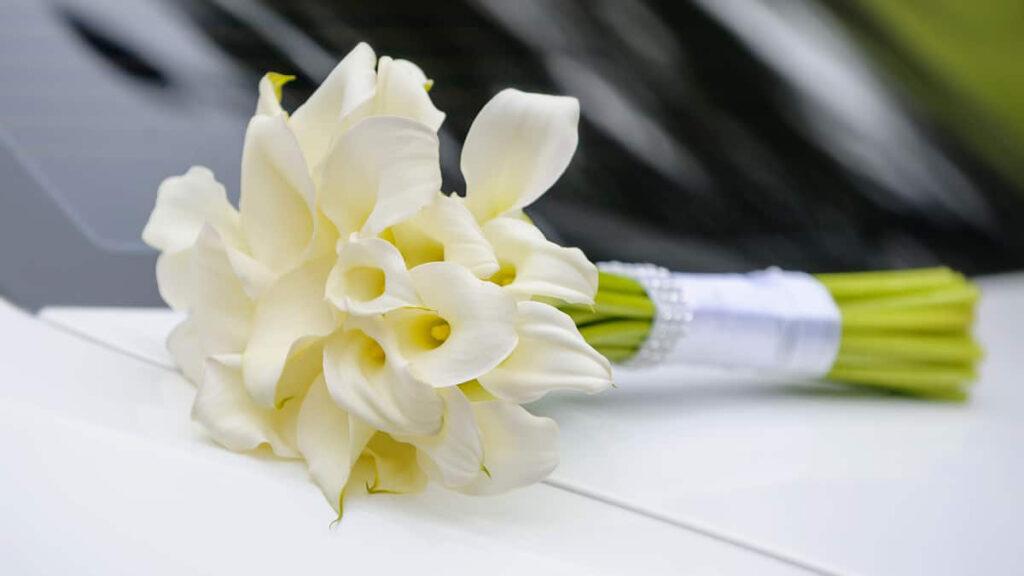 Bouquet noiva braçada