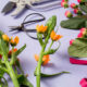 Manter flores bonitas
