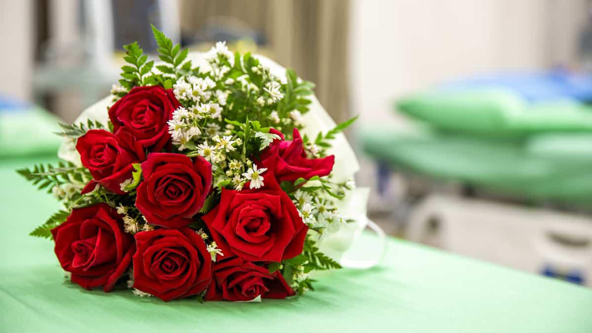 O que levar de presente para alguém no hospital