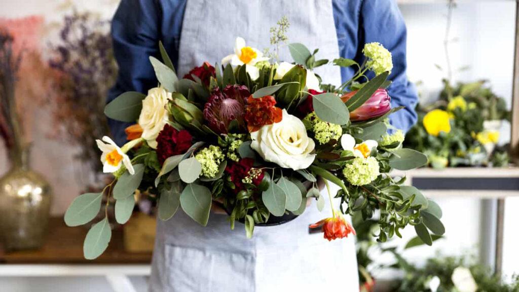 Compre flores pela internet com a Lizgarden