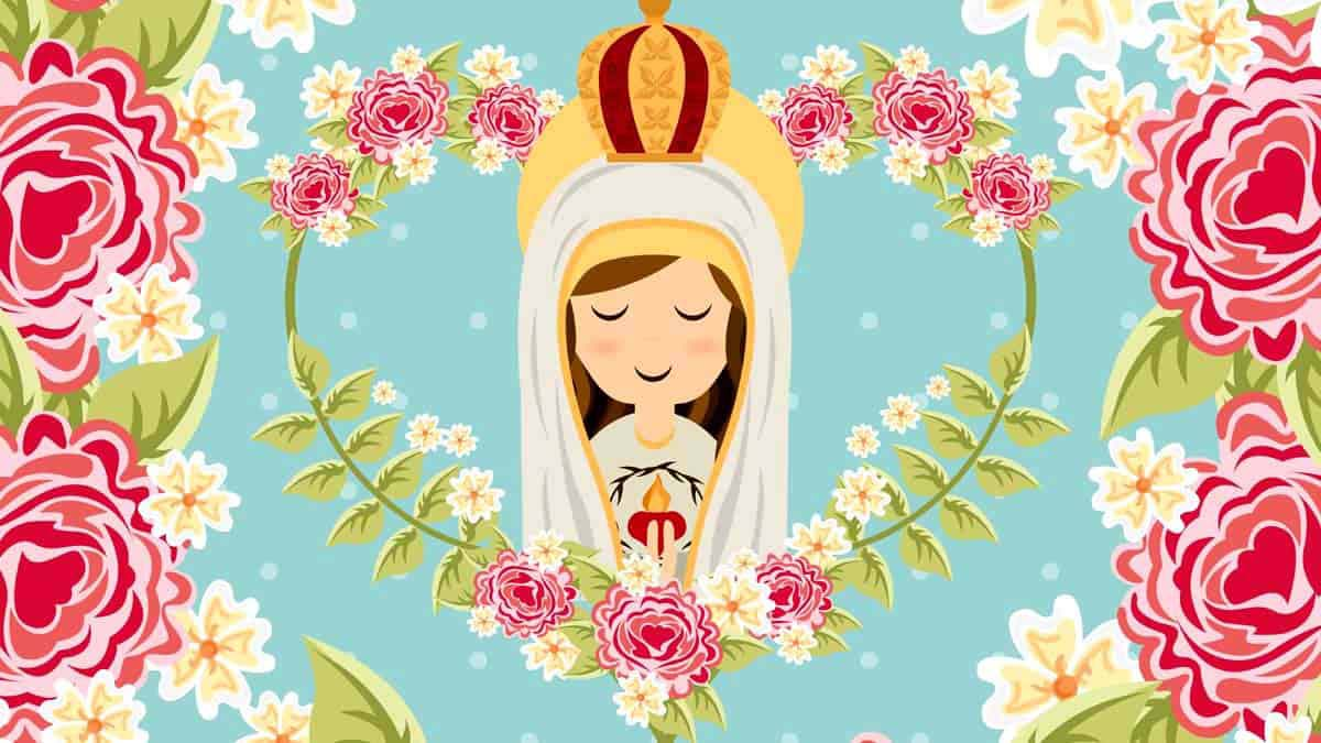 Os Santos Católicos e a simbologia das Flores