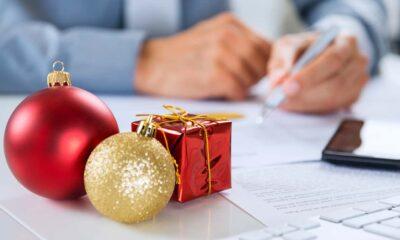 Decoração de Natal personalizada para empresas