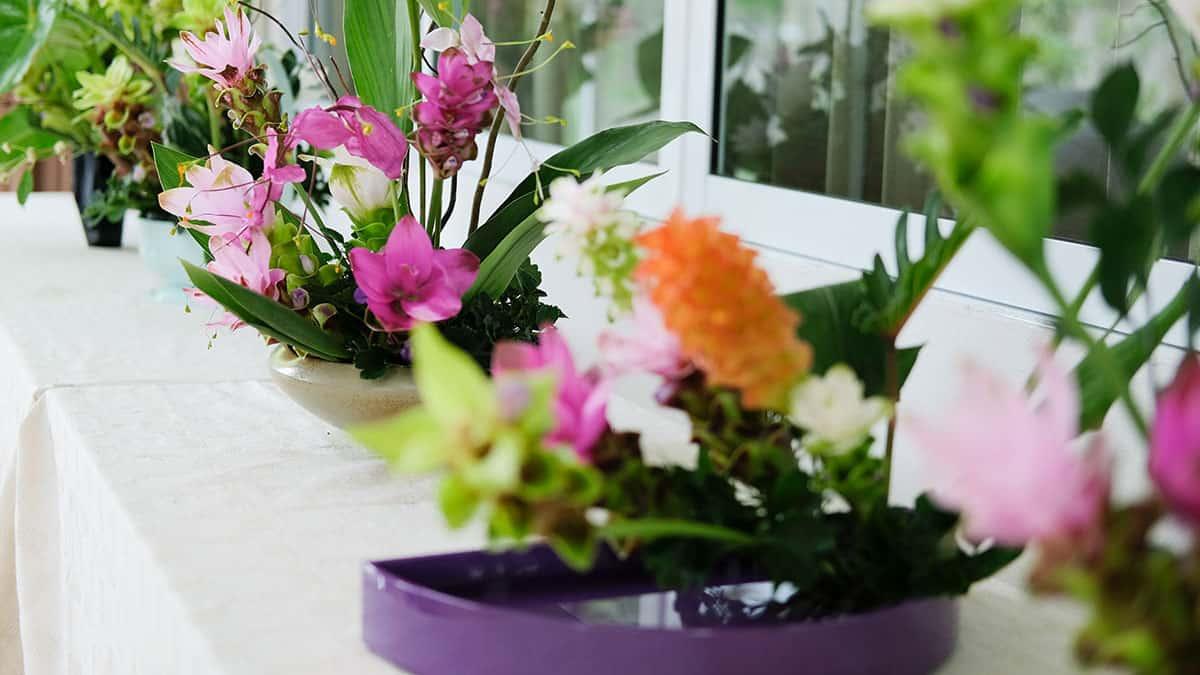 Ikebana uma arte de arranjos florais oriental