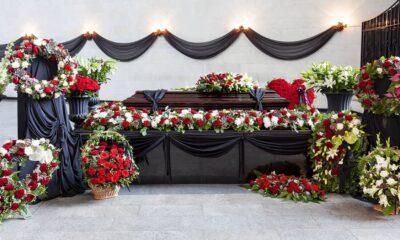 Escolha as Flores Adequadas para Funeral e Condolências