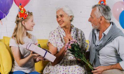 Razões para oferecer Flores para Aniversários