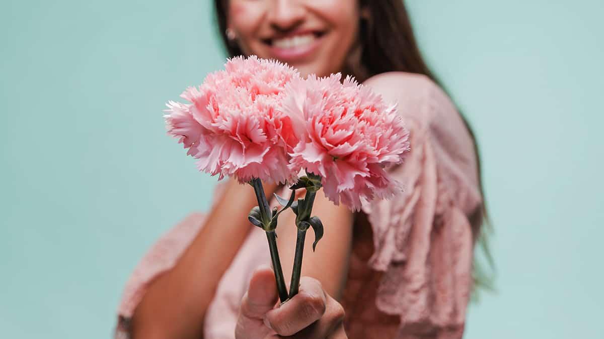 Qual a flor oficial para o Dia da Mãe?