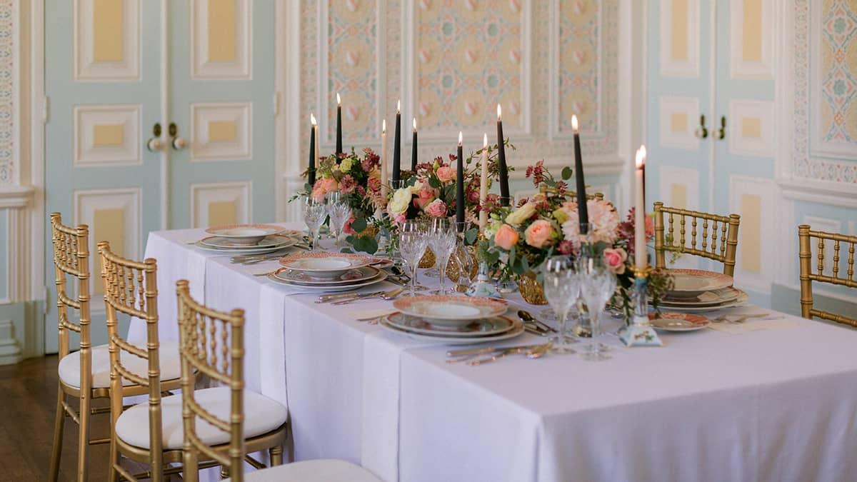 Principais tipos de bodas de casamento e ideias de decoração