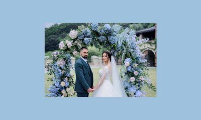 Hortênsias para decoração de casamentos e bouquets de noiva