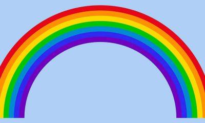 Simbologia das cores do arco íris para casamentos entre pessoas do mesmo sexo